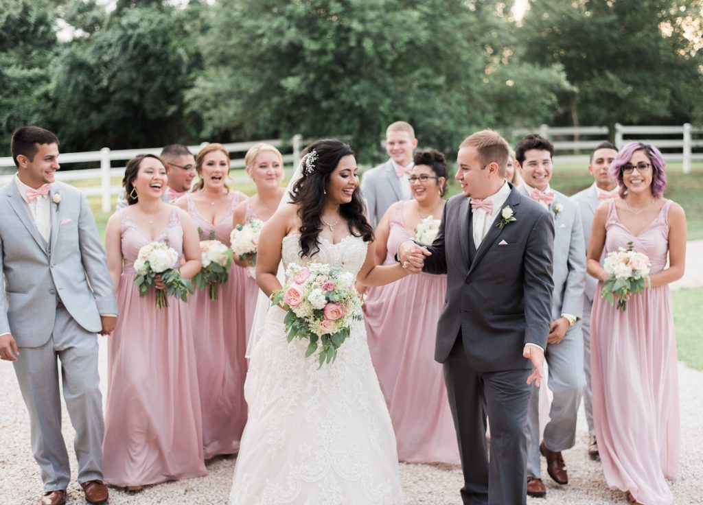 College Station Wedding Venue Inn at Quarry Ridge - Noreen & Kody