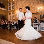 Inn at quarry ridge great room first dance