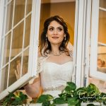 bridal portrait great room windows inn at quarry ridge college station