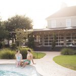 pool party wedding venue rachel driskell college station wedding venue