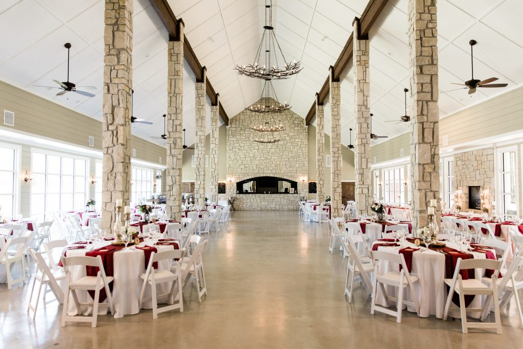 college station indoor wedding venue stonehem hall at inn at quarry ridge