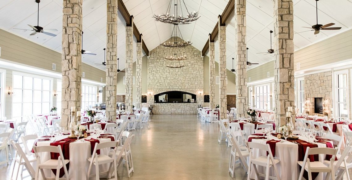 Elegant Outdoor Wedding Venue In College Station Inn At Quarry