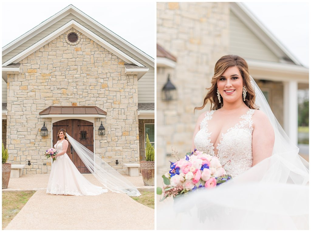 Melissa's Bridal Session at the Inn At Quarry Ridge with Katelyn Todd Photography