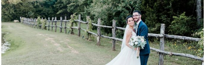 Chelsea & Herman's Lovely Summer Wedding at The Inn At Quarry Ridge